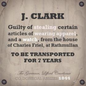 Family Names Clark