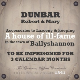 Family Names Dunbar