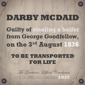 Family Names McDaid