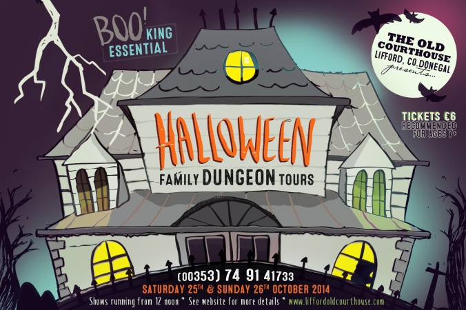 Lifford Halloween Leaflet kids WEB