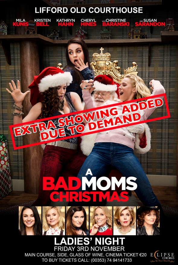 Bad Moms Extra