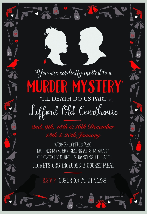 Murder Mystery January
