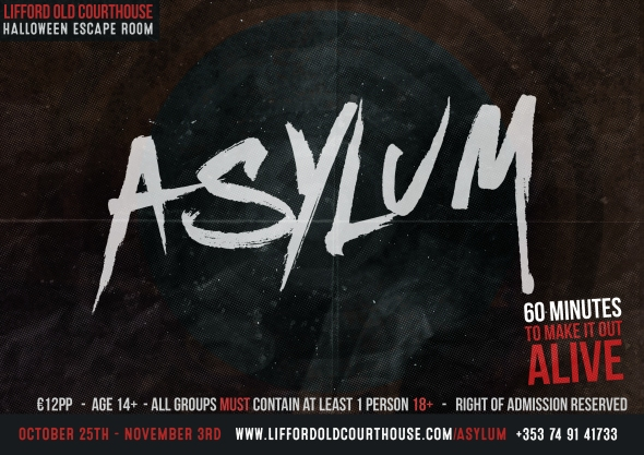 AsylumPoster