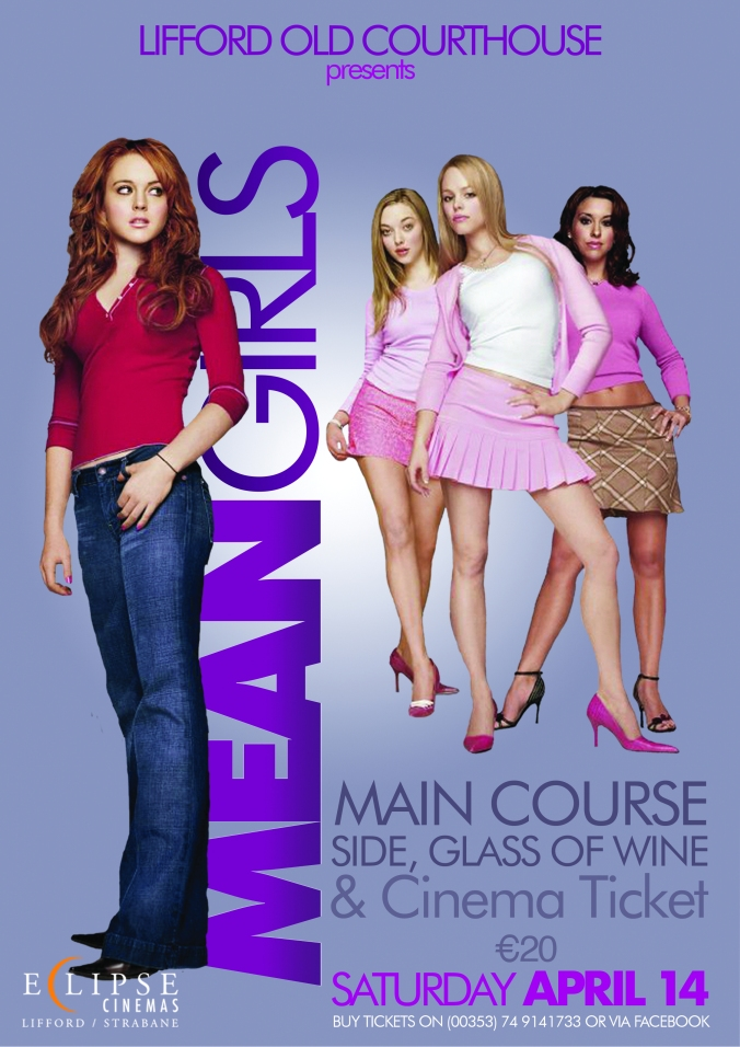 Mean Girls Poster A4.jpg
