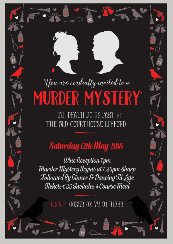 Murder Mystery May