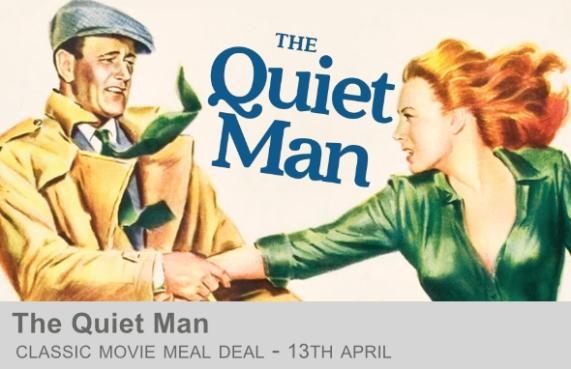 Small link quiet man