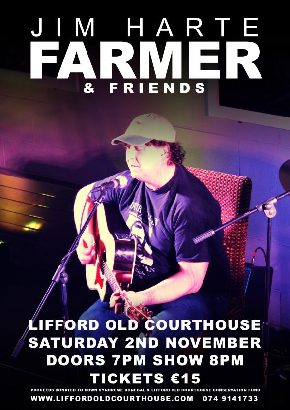Farmer Poster Print