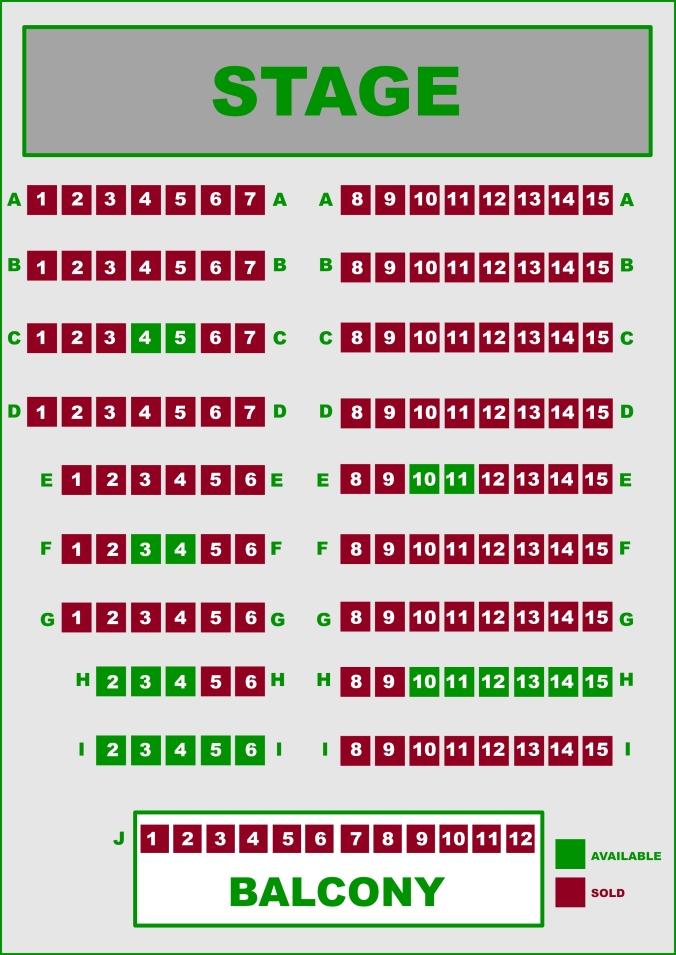 farmer seating plan 21st