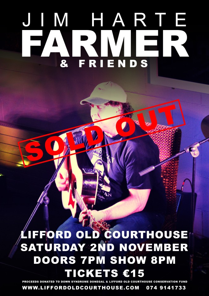FARMER SOLD OUT